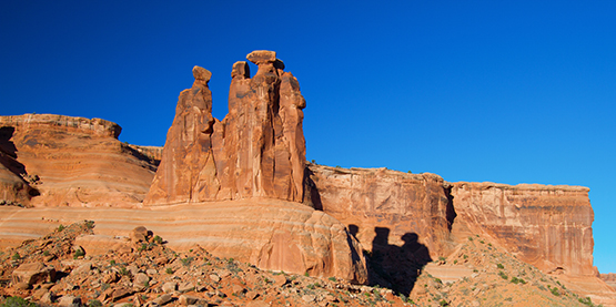 In 1929, conservative conservationists protected Arches National Park in Utah.